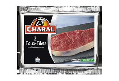Faux-filet - Nos pièces du boucher - Classique - charal.fr