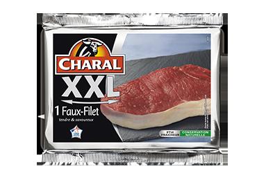 Faux-filet Xxl - Nos pièces du boucher - XXL - charal.fr