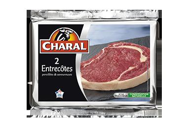 Entrecôte - Nos pièces du boucher - Classique - charal.fr