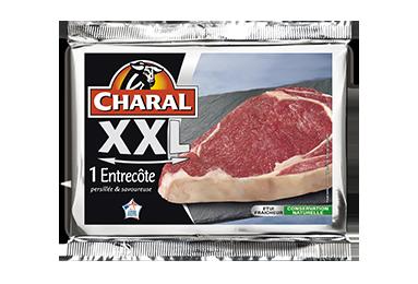 Entrecôte Xxl - Nos pièces du boucher - XXL - charal.fr