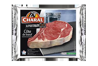 Côte De Bœuf - Nos pièces du boucher - Classique - charal.fr