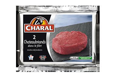 Chateaubriand - Nos pièces du boucher - Classique - charal.fr