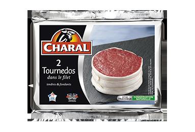 Tournedos Filet - Nos pièces du boucher - Classique - charal.fr