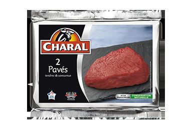 Pavé De Bœuf - Nos pièces du boucher - Classique - charal.fr