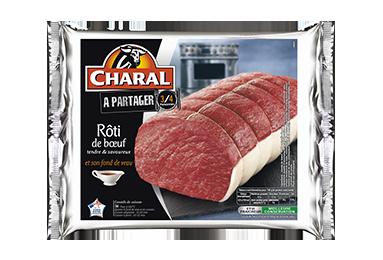 Rôti De Bœuf Et Son Fond De Veau - Nos pièces du boucher - Classique - charal.fr
