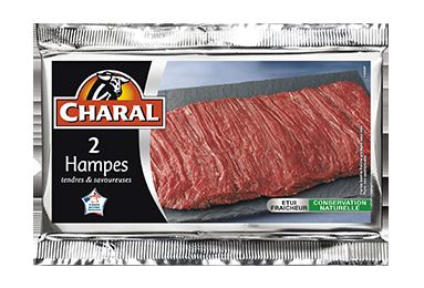 Hampe - Nos pièces du boucher - Classique - charal.fr