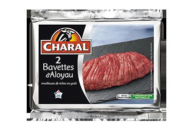 Bavette D'aloyau - Nos pièces du boucher - Classique - charal.fr