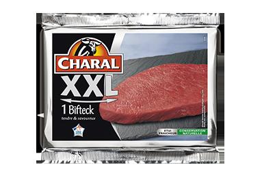 Bifteck Xxl - Nos pièces du boucher - XXL - charal.fr