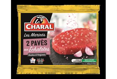 Pavé De Bœuf Mariné à L'échalote - Nos viandes marinées - charal.fr