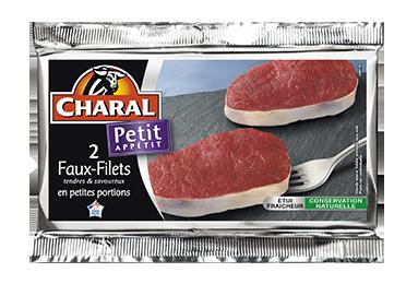 Faux-filet Petit Appétit - Nos pièces du boucher - Petit Appétit - charal.fr