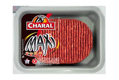 Steak Haché Maxi Pur Bœuf - Nos hachés à griller - charal.fr