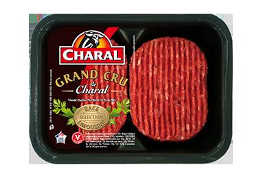 Steak Haché Grand Cru Pur Bœuf - Nos hachés à griller - charal.fr