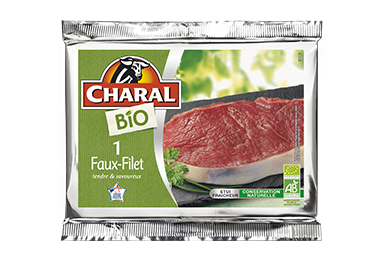 Faux-filet Bio - Nos bios - charal.fr