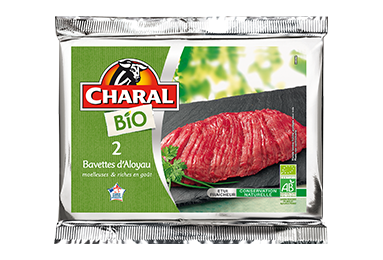 Bavette Bio - Nos bios - charal.fr
