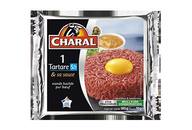 Tartare 5% - Nos tartares - charal.fr