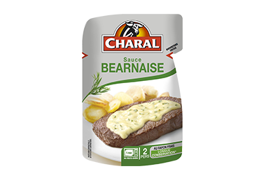 Sauce Béarnaise - Nos sauces et marinades - Classique - charal.fr