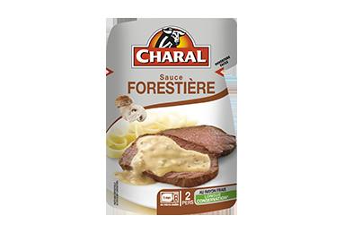 Sauce Forestière - Nos sauces et marinades - Classique - charal.fr