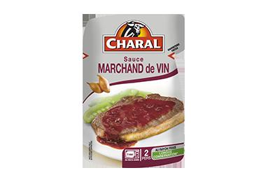 Sauce Marchand De Vin - Nos sauces et marinades - Classique - charal.fr
