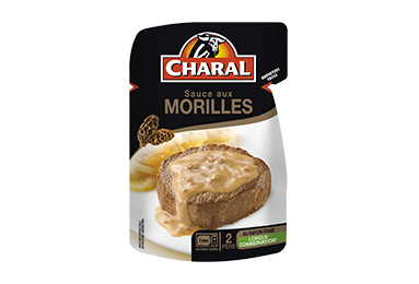 Sauce Aux Morilles - Nos sauces et marinades - Classique - charal.fr