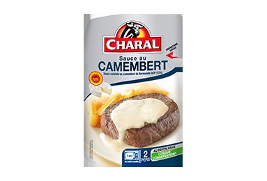 Sauce Au Camembert - Nos sauces et marinades - Classique - charal.fr