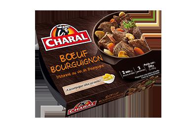 Bœuf Bourguignon Mitonné Au Vin De Bourgogne - Nos viandes cuisinées - Traditionnelle - charal.fr