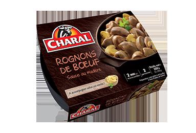 Rognons De Bœuf Sauce Au Madère - Nos viandes cuisinées - Traditionnelle - charal.fr