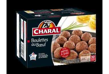 Boulettes Au Boeuf Surgelées - Nos boulettes - charal.fr