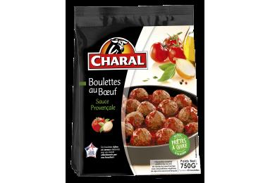 Boulettes Au Boeuf Sauce Provençale Surgelées - Nos boulettes - charal.fr
