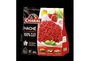 Haché à Cuisiner 100% Pur Bœuf Surgelé - Nos hachés à cuisiner - charal.fr