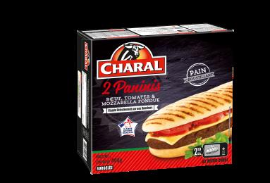 Panini Surgelé - Nos toastés - charal.fr
