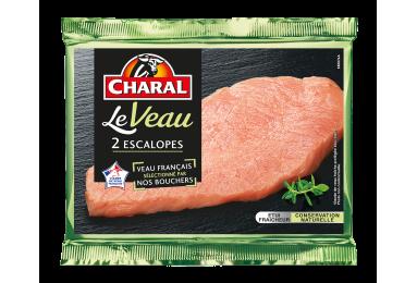 Escalope De Veau - Nos pièces du boucher - Classique - charal.fr