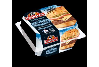Burger à La Montagnarde - Nos burgers - charal.fr