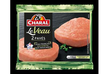 Pavés De Veau - Nos pièces du boucher - Le Veau - charal.fr