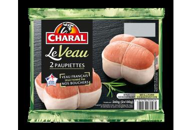 Paupiettes De Veau - Nos pièces du boucher - Le Veau - charal.fr
