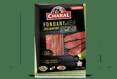Fondant De Bœuf - charal.fr