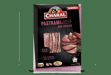 Pastrami De Bœuf Aux épices - charal.fr