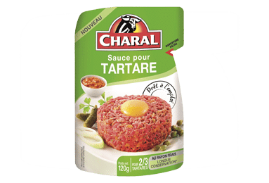 Sauce Tartare - Nos sauces et marinades - charal.fr